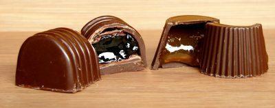 Culibes bonbons met vliervulling